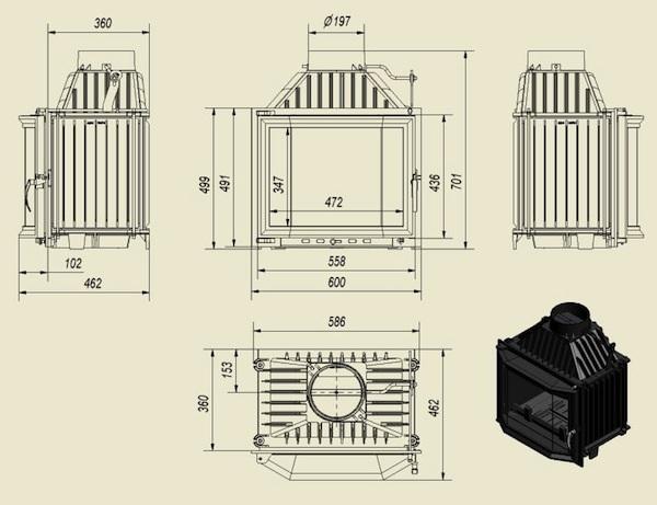 m12 kw prismatic descriere